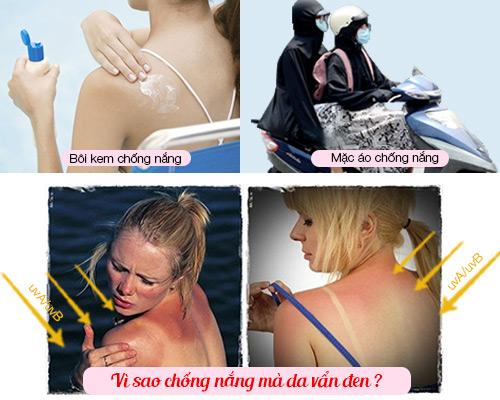 """Thoát kiếp """"da nâu"""" với bí quyết chọn áo chống nắng an toàn hiệu quả - 1"""