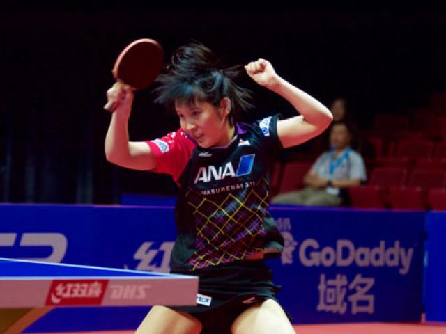 Thiếu nữ 17 tuổi khiến bóng bàn Trung Quốc run sợ như thế nào?