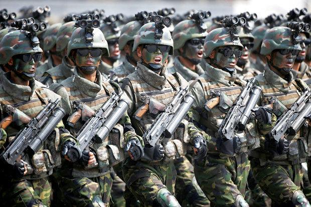 """Triều Tiên tung đặc nhiệm """"tia chớp"""" đối phó Mỹ-Hàn Quốc - 1"""