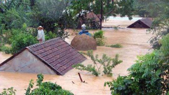 Trải qua năm kỉ lục về thiên tai, VN thiệt hại gần 40.000 tỉ đồng - 1