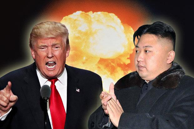 """TQ đi """"nước cờ"""" khiến Mỹ không nã tên lửa Triều Tiên? - 1"""