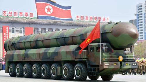 """TQ đi """"nước cờ"""" khiến Mỹ không nã tên lửa Triều Tiên? - 4"""