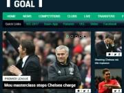 Bóng đá - Báo chí Anh ngợi ca Mourinho, fan Tottenham cảm ơn MU