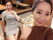 Bạn trẻ - Cuộc sống - Cô giáo Hàn Quốc khiến học sinh ngẩn ngơ vì quá gợi cảm