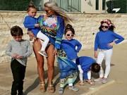 Làm đẹp - Người phụ nữ 5 con gây sốc với nhan sắc chẳng khác gì gái 20