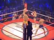 """Thể thao - """"Thánh Muay Thái"""" 1 mình đánh gục 3 cao thủ ở Trung Quốc"""