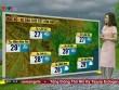 Dự báo thời tiết VTV 17/4: Bắc Bộ mưa rào, Nam Bộ nắng nóng