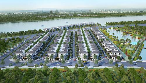 Phân khúc biệt thự - nhà phố đang có mãi lực tốt trên thị trường - 2