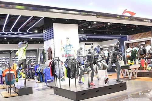 Li-Ning Royal ra mắt cửa hàng Flagship đầu tiên tại Việt Nam - 2