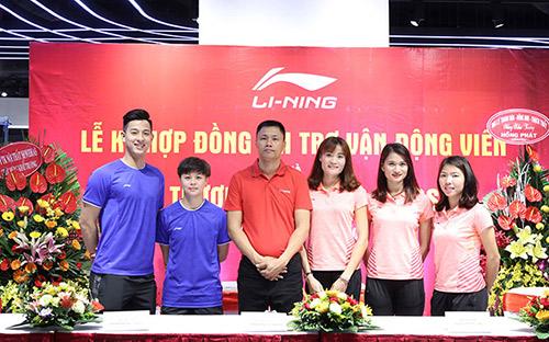 Li-Ning Royal ra mắt cửa hàng Flagship đầu tiên tại Việt Nam - 5