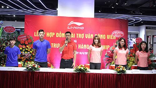 Li-Ning Royal ra mắt cửa hàng Flagship đầu tiên tại Việt Nam - 6
