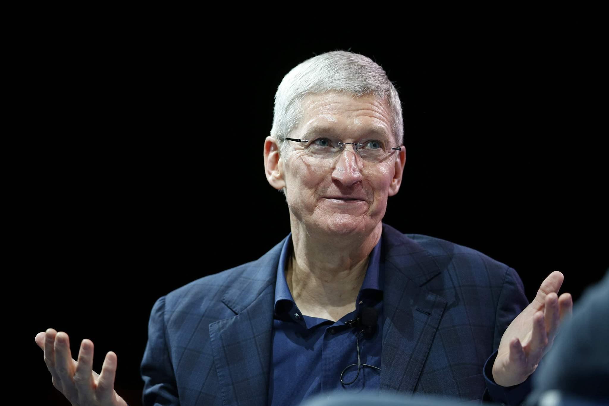 5 bài học lãnh đạo từ CEO Apple Tim Cook - 1