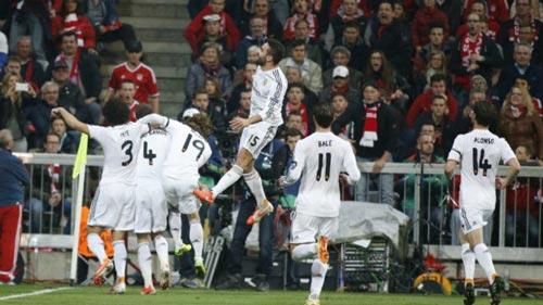 Chi tiết Real Madrid - Bayern: Vỡ òa vì Ronaldo (KT) - 12