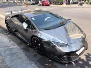 Tư vấn - Lamborghini Huracan độ nhiều nhất Việt Nam lại đổi màu