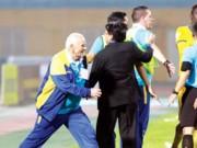 """Bóng đá - Lượt đi V-League 2017: Trọng tài thành mớ """"bung xung"""""""