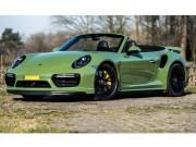 Ô tô - Porsche 911 Turbo S 'Edo Competition' đẹp rực rỡ