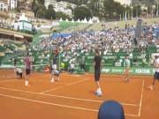 """Thể thao - Monte Carlo: """"Dị nhân"""" chấp cả Djokovic & 6 tay vợt"""