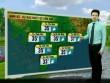 Dự báo thời tiết VTV 18/4: Bắc Bộ có mưa rào, tiết trời mát mẻ