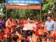 Ngày nghỉ đầy ý nghĩa của đoàn đua xe đạp truyền hình TP.HCM-Tôn Đông Á