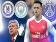 "Arsenal rao bán Sanchez: Chelsea, Man City ""vỡ mặt"""