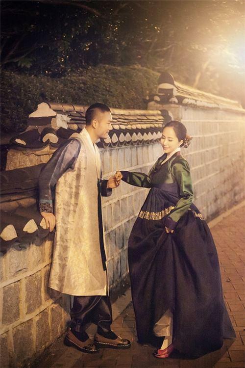"""Gái Hàn Hari Won """"lép vế"""" màn diện Hanbok của Mi Du, Huyền Baby - 9"""