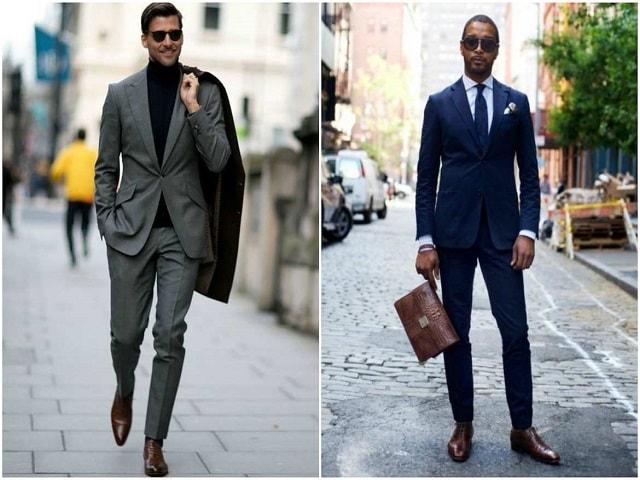 Thời trang - Đồ họa: Đời đàn ông chỉ cần chừng ấy đôi giày là đủ!