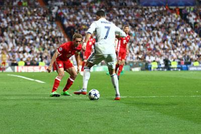 Chi tiết Real Madrid - Bayern: Vỡ òa vì Ronaldo (KT) - 6