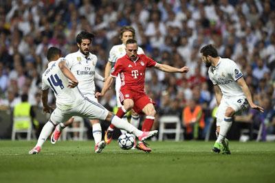 Chi tiết Real Madrid - Bayern: Vỡ òa vì Ronaldo (KT) - 4