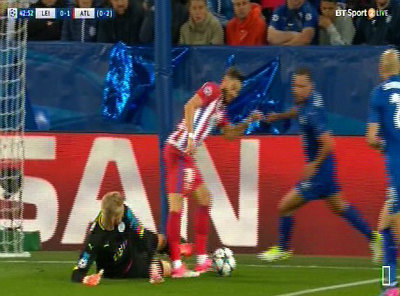 Chi tiết Leicester - Atletico: Nỗ lực bất thành (KT) - 6