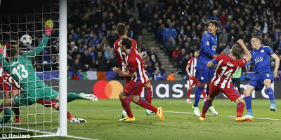 Chi tiết Leicester - Atletico: Nỗ lực bất thành (KT) - 7