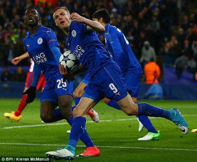 Chi tiết Leicester - Atletico: Nỗ lực bất thành (KT) - 8
