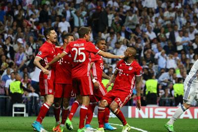 Chi tiết Real Madrid - Bayern: Vỡ òa vì Ronaldo (KT) - 8