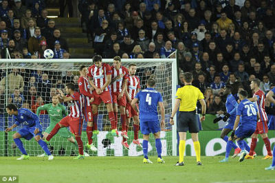Chi tiết Leicester - Atletico: Nỗ lực bất thành (KT) - 9