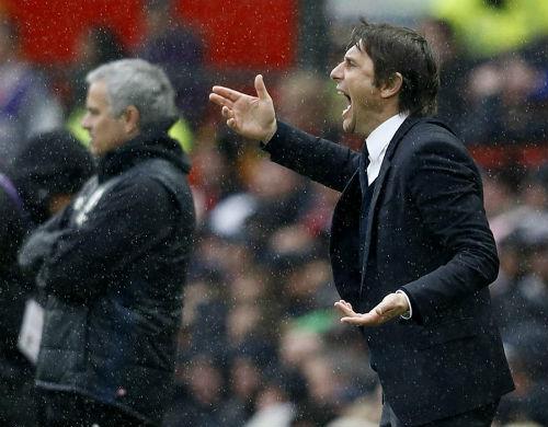 """Chelsea: """"Cái tát"""" từ MU và bài học cho Conte - 2"""