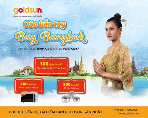 Khám phá Thái Lan 5 ngày 4 đêm, mua càng nhiều cơ hội du lịch càng lớn ! - 1