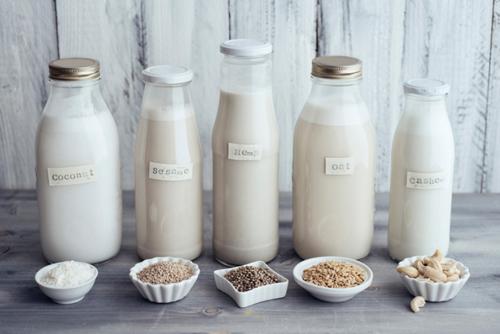 Mách bạn bí quyết làm sữa tươi từ hạt ngon - bổ - sạch - 1