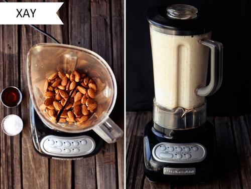 Mách bạn bí quyết làm sữa tươi từ hạt ngon - bổ - sạch - 3