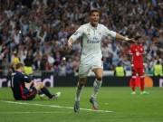 """Chùm ảnh Real  Madrid – Bayern: """"Bom tấn"""" Hollywood"""