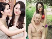 Đời sống Showbiz - 5 cô con gái chân dài dáng đẹp như hoa hậu của sao Việt