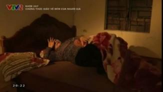 Chuyên gia lý giải về chứng mất ngủ ở người già