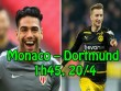 "Monaco – Dortmund: ""Hoàng tử"" & cửa tử"