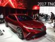 Đây là Toyota Camry 2018 dành cho châu Á?