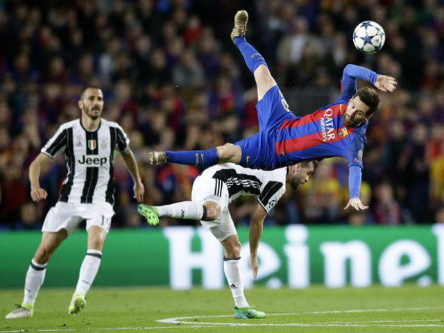 Barcelona - Juventus: Tam tấu đấu