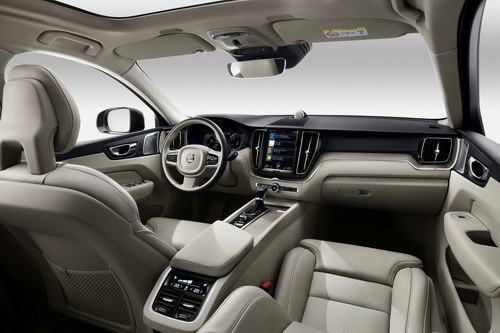 SUV hạng sang Volvo XC60 2018 giá từ 1,05 tỷ đồng - 3
