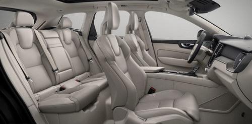SUV hạng sang Volvo XC60 2018 giá từ 1,05 tỷ đồng - 4