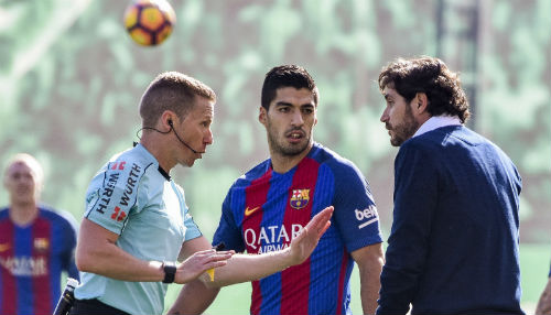 Real - Barca nóng trước giờ G: Trọng tài tai tiếng, người Catalan tái dại (P1) - 1