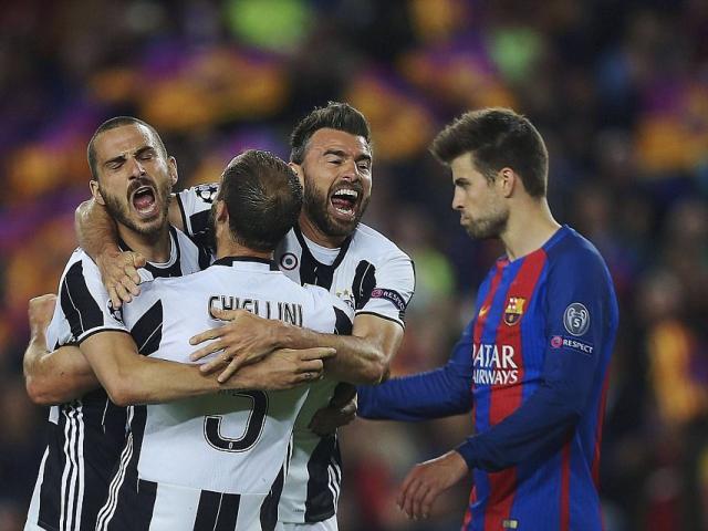 Barca và bi kịch cúp C1: Người Ý nhiều lần