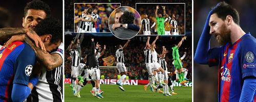 """Barca và bi kịch cúp C1: Người Ý nhiều lần """"vuốt mặt"""" - 5"""