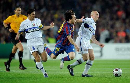 """Barca và bi kịch cúp C1: Người Ý nhiều lần """"vuốt mặt"""" - 3"""