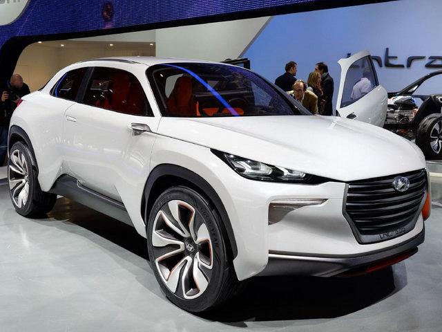 Hyundai Kona sắp ra mắt, cùng tầm CX-3 và HR-V - 1